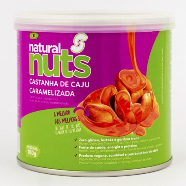 Caramelized Cashew Nuts 100g