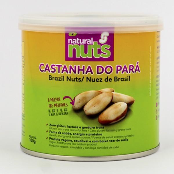 Brazil Nut Can 100g