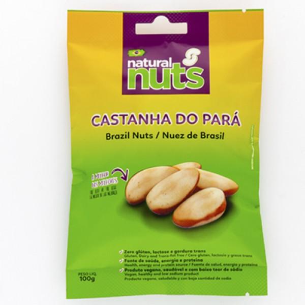 Brazil Nut Bag 100g