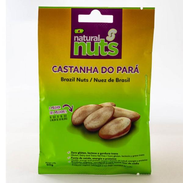 Brazil Nut 50g Bag