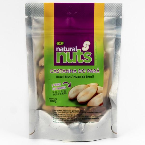 Brazil Nut Ziplock 100g