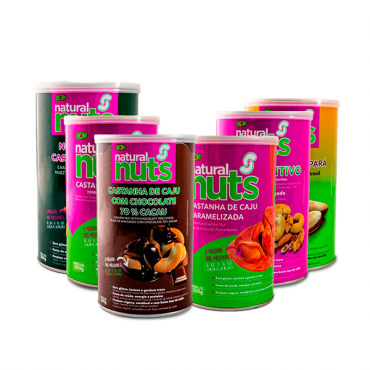 Kit Tins 200g All Flavors