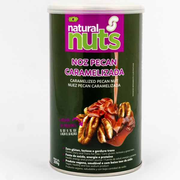 Pecan Caramelized Nut 200g