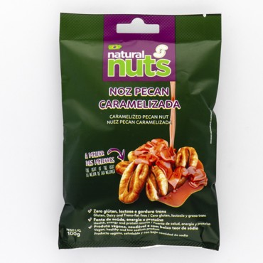 Caramelized Pecan Nut Bag 100g