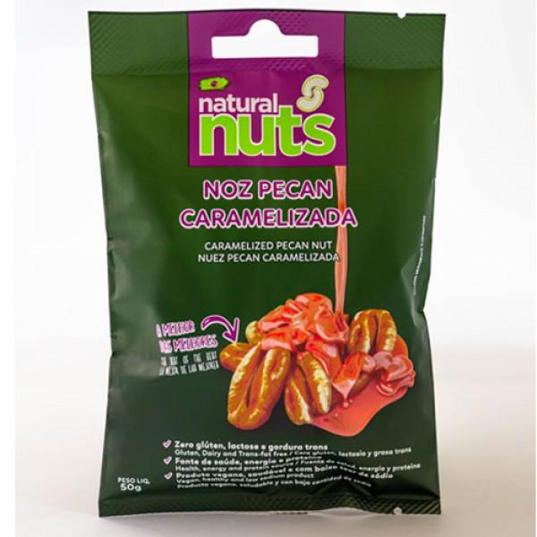 Caramelized Pecan Nut 50g Bag